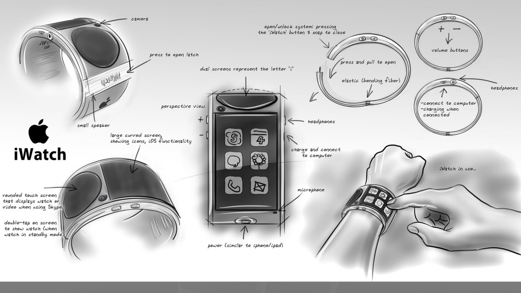 iWatch-sketch