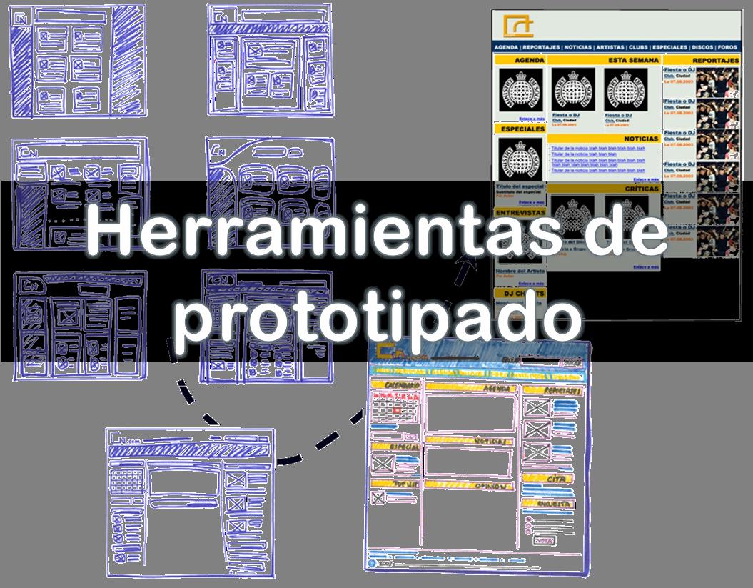 Herramientas de prototipado, ¿cuál escoger?