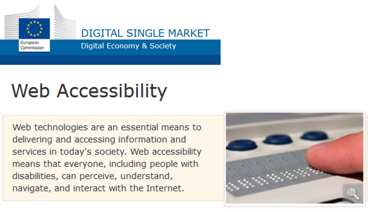 Web Accessibility EE2020