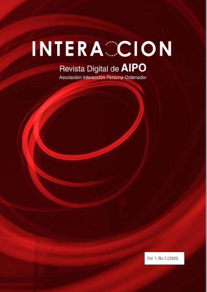 Portada de Revista INTERACCIÓN